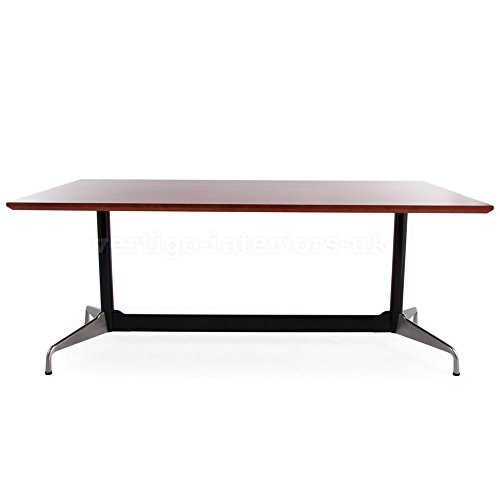Eames inspired Rectangular Contract Table (Large - 71, (Eames Rectangular Table)