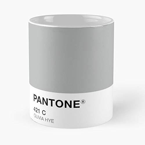 Loona Olivia Hye Pantone Color Gift Coffee/tea Ceramic Mug Father Day