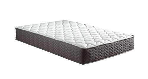 Swiss Ortho Sleep 12 Inch Certified Independently Individually Wrapped Pocketed Encased Coil Pocket Spring Contour Mattress Queen
