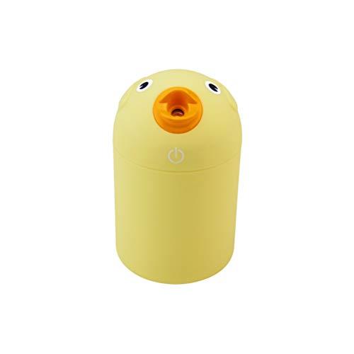 (Vosarea Mini USB Humidifier Duck Shape Essential Oil Aroma Diffuser Animal Air Aromatherapy)