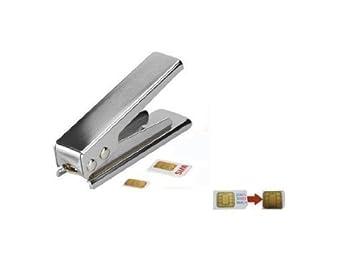 Avcibase - Cortador de tarjetas SIM a Nano y Micro SIM, con ...