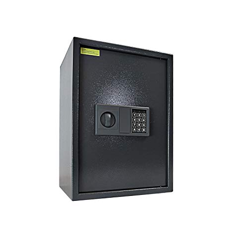 Dirty Pro Tools LARGE SAFE HIGH SECURITY ELECTRONIC DIGITAL SAFE STEEL HOME...