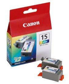 (Canon Brand I70/I80 - 2-Bci15cl Standard Color Ink (Office Supply / Inkjet Ink))