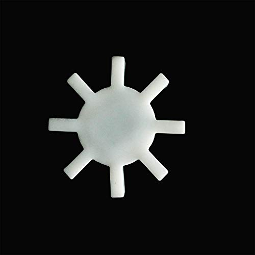 PTFE Magnetic Stirrer Gear Type Octagonal Magneton Stir Bar Spinbar Stirring Mixer