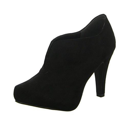 Marco Tozzi 24402 Mujer Zapatos Negro Negro