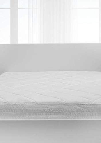 Lauren Ralph Lauren Bronze Classic Full Mattress Pad, White