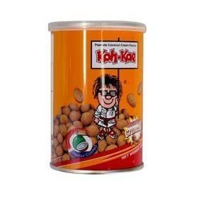 Koh Kae Peanut Snack: Available Flavor : Coconut, Nori-Wasabi, Chicken, and Coffee