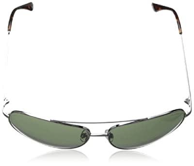 Calvin Klein CWR114SL 033 Aviator Sunglasses