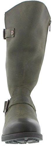 Bottes Green Oak Bottle Cesar Femme amp; Hyde Motard fx66qwA18