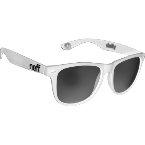 Neff Daily Shades Men's Sunglasses with Cloth Pouch - 100% UV Protection Sunglasses for Men - Sunglasses for Cycling, Running and - Surf Best Sunglasses