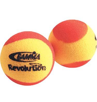 Gamma Revolution Foam Warm up Balls - 12 Ball Pack ()
