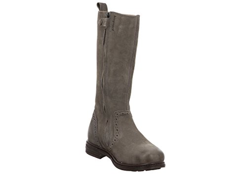 Bisgaard Unisex-Kinder Stiefel Grey