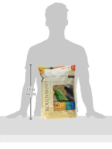 Roudybush California Blend Bird Food, Small, 10-Pound(Packaging May Vary)) by RoudyBush (Image #4)