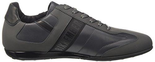 Uomo Grigio 926 R Evolution Sneaker Bikkembergs Collo Grey Basso a q80xnqFwU