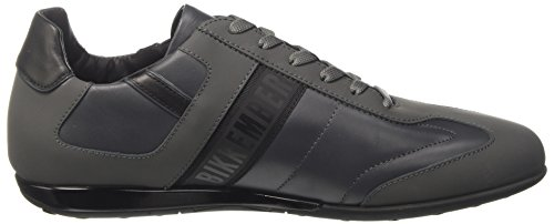 Basso Sneaker a Grey Grigio Collo Bikkembergs Evolution 926 R Uomo wqOYBHf