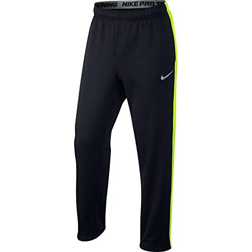 Nike Knockout Fleece Pant 3.0 - Black/Volt - Large 646676-011-L