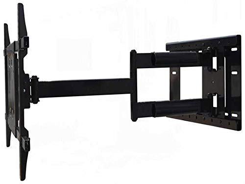 Professional Smooth Articulating LED TV Arm Mount for Samsung LG Sony Vizio 43