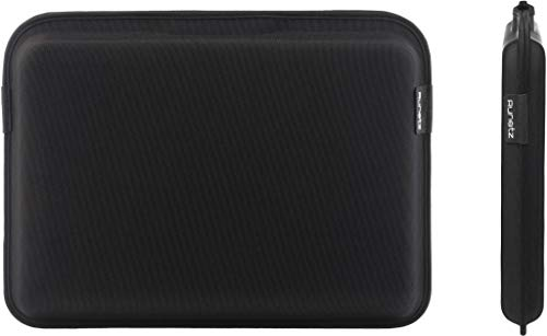 Runetz - 13-inch BLACK Magnetic Hard Sleeve Cover for MacBook Pro 13.3
