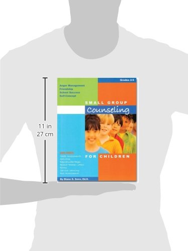 Small Group Counseling, Grades 2-5 with CD: Diane Senn ...
