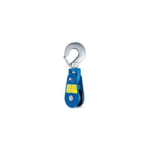 8 8 Tons YOKE 8-502-0808 Snatch Block with Hook