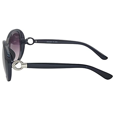 003610d647 Optical Express Plastic Black color Cateye shape Ladies Sunglasses  Amazon. in  Clothing   Accessories