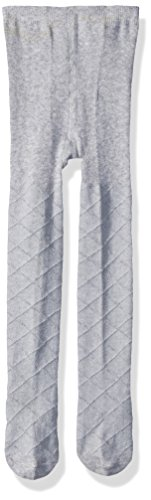 Diamond Tights (The Children's Place Baby Toddler Girls' Diamond Pointelle Tights, H/T Mist, 2T-3T)