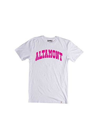 T shirt Altamont Homme T Blanc shirt Altamont Hvv1xwF