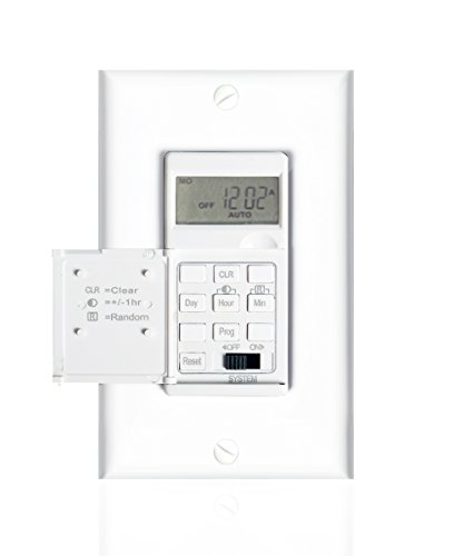 century 7 day programmable timer switch  single pole and 3