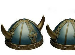 Child Viking Helmet (Swe-Den 15673 Viking Helmet Children's - Two)