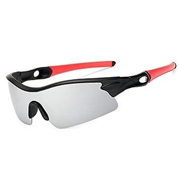 Young shinee Gafas de Deporte Gafas de Sol polarizadas Deportivas Polaroid Gafas de Sol de Noche