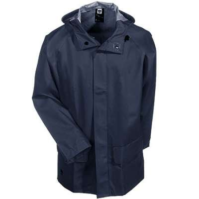Helly Hansen Work Jacket Mens Mandal Micro Weld 5XL Classic Navy 70129 by Helly Hansen