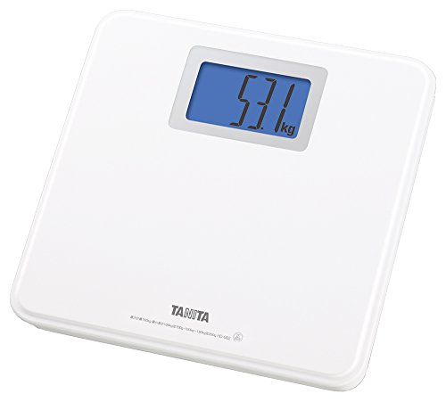 TANITA Digital bathroom scale HD-662-WH (White) by M by B. Toys