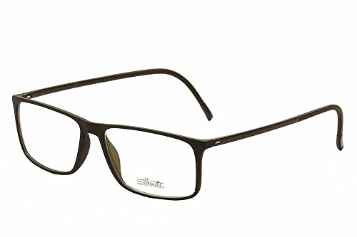 Eyeglasses SPX Illusion  6050 Full Rim Optical Frame 56x15x140mm - Silhouette 2892