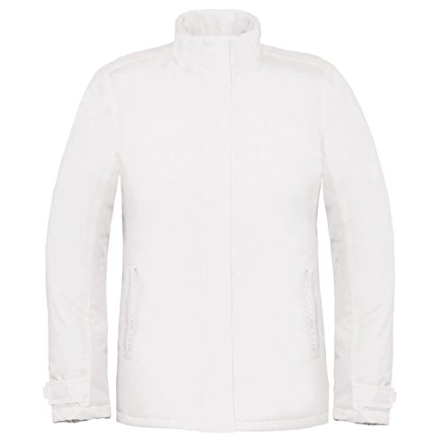 Collection Blanc Blouson B amp;c Moderne Femme ZUpx6qw