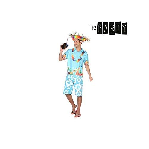 Disfraz para Adultos Th3 Party Hawaiano: Amazon.es: Ropa y accesorios