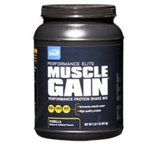 Advocare Muscle Gain Vanilla Canister