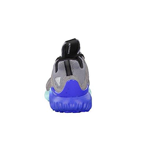 adidas alphabounce 1 m - Zapatillas de running para Hombre, Gris - (GRIS/ONICLA/AGUCLA) 40