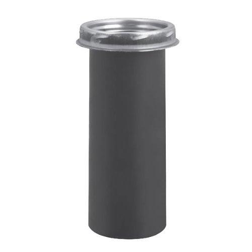 Metalbest 207240 7'' x 15-3/4'', 430 Stainless Steel Drip less Smoke Stove Pipe Adapter