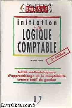 Livre L'Initiation à la logique comptable pdf
