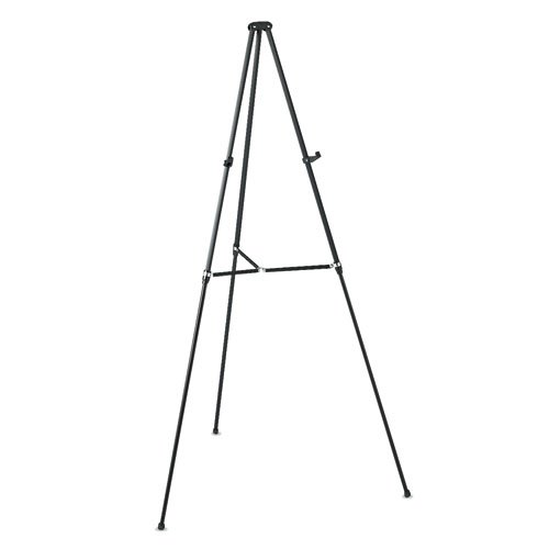 Optional Pad Retainer for Aluminum Telescoping Tripod Easel, Black CEB58944BK