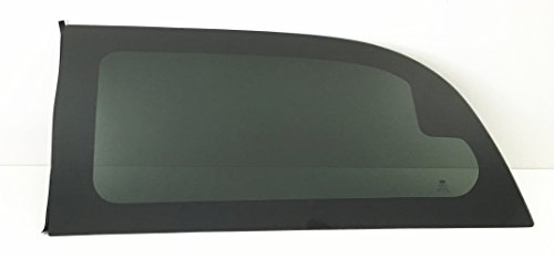 NAGD Compatible with 2008-2016 Chrysler Town & Country Driver Left Side Rear Quarter Window Quarter Glass - Quarter Window 2008