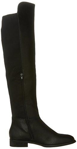 Women's Ruby Madden Black Shaft Tall Steve Boot xwU56qwC