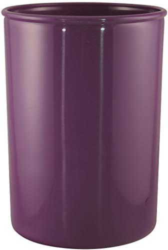 Reston Lloyd Calypso Basics Plastic Utensil Holder, Plum
