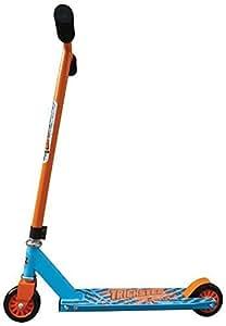 Street Surfing Trickster - Patinete de acrobacias, color azul / naranja, talla N/A