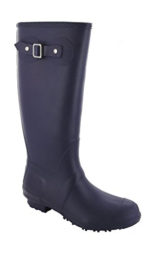 Cotswold New Ladies/Womens Purple Sandringha Wellingtons - Purple - UK Sizes 3-9 Purple 6V09TPDE86