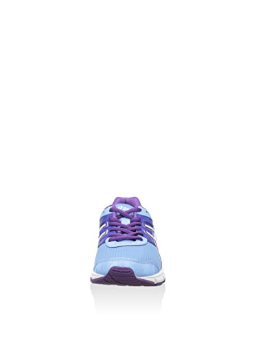 ASICS - GEL GALAXY 8 GS - C520N 4101 - Laufschuhe - Jungen - Größe: 37 - Blau / Lila / Weiß