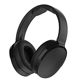 Skullcandy Hesh 3 Bluetooth Wireless Over-Ear Headphones with Microphone, Rapid Charge 22-Hour Battery, Foldable, Memory Foam Ear Cushions for Comfortable All-Day Fit, Black (B075749KHR) | Amazon price tracker / tracking, Amazon price history charts, Amazon price watches, Amazon price drop alerts