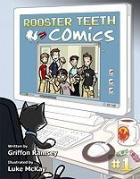 Rooster Teeth Comics Year One (Rooster Teeth Comics, Volume One) by Griffon Ramsey (2007-11-22)