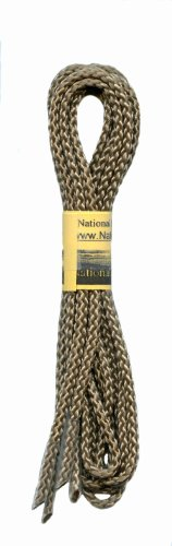 HIKING BOOT LACES - DESERT TAN - 84 INCHES - WATERPROOF