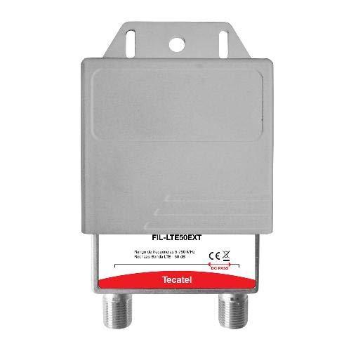 Filtro LTE 5G de Exterior 690 MHz Tecatel 50dB